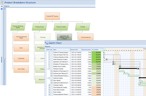 Take advantage of planning and execution functionalities of Project Manager 7